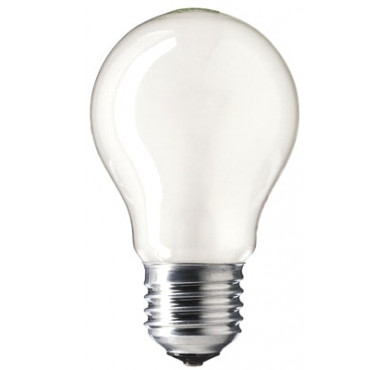 Лампа накаливания Стандарт А55 МТ 75W E27 Космос