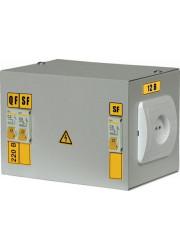 Ящик с понижающим трансформатором ЯТП 0.25 220/12B (3 авт. выкл.) ИЭК MTT13-012-0250