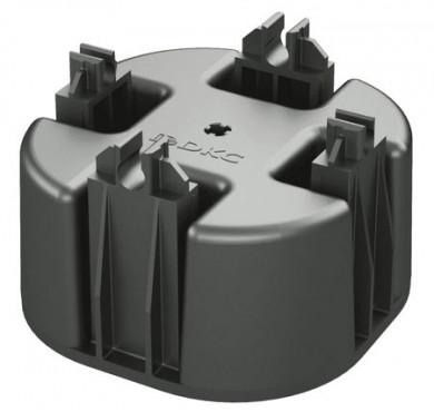 Универсальный держатель с бетоном ДКС ND1000