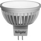 Лампа светодиодная 94 263 NLL-MR16-5-230-3K-GU5.3 5Вт 3000К тепл. бел. GU5.3 360лм 170-260В Navigator 18577
