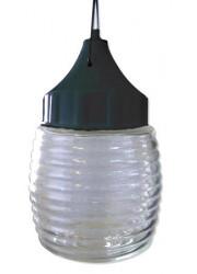 Светильник НСП 03-60-001 Бочонок d120 IP53 корпус пластик черный Элетех 1005550238