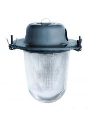 Светильник НСП 09-200-001 Транзит IP51 без решетки серый Элетех 1005550282