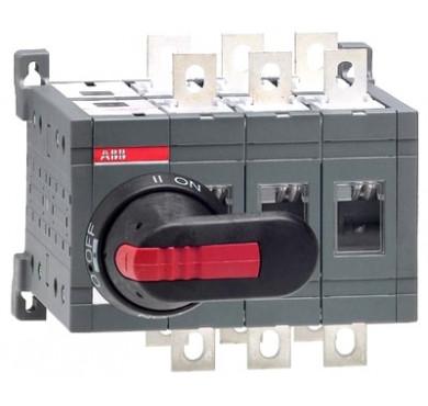 Рубильник реверсивный OT200 E03C 200A 1SCA022764R2920