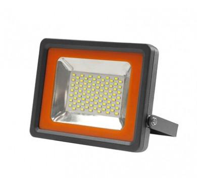 Прожектор светодиодный PFL- S2 -SMD-50w LED 50Вт IP65 6500К JazzWay 2853301C