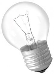 Лампа накаливания ШР ПР 40W E27 Космос