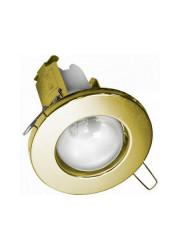 Светильник встраиваемый точечный Prima 80 0 04 R80 золото E27 ИТАЛМАК IT8089