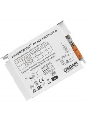 Аппарат пускорег. электрон. ЭПРА МГЛ PT-FIT 35/220-240 S VS20 OSRAM 4008321386625