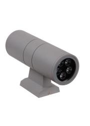Светильник светодиодный PWL-26090/24D LED 10Вт 6500К IP65 GR JazzWay 1018601A