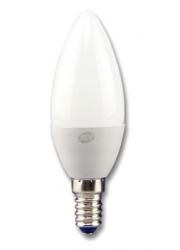 Лампа светодиодная LED C37 E14 5Вт 2700К REV 32271 9