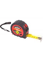 Рулетка измерительная Профи прорезин. корпус 5мх19мм Rexant 12-9005