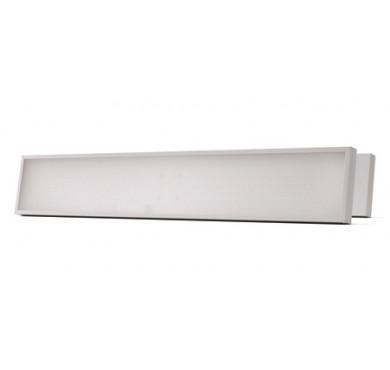 Светильник светодиодный RS LPO 40/3600R 40Вт 5000К офисный 1200x200x40 IP40