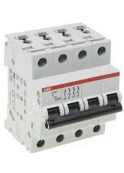 Автоматический выключатель S204 C16 4п 6кА 2CDS254001R0164