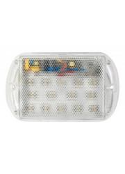 Светильник светодиодный LED 6Вт IP66 с опт. датчиком ударопрочный Актей СА-7106Ф