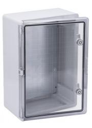 Корпус пластиковый ЩМПп 300х200х130 прозр. дверь УХЛ1 IP65 ИЭК MKP92-N-302013-65