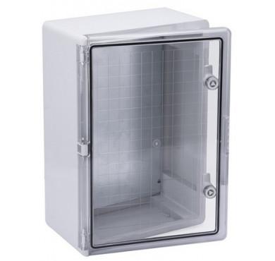 Корпус пластиковый ЩМПп 700х500х250 прозр. дверь УХЛ1 IP65 ИЭК MKP92-N-705025-65