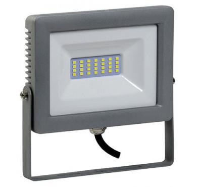 Прожектор светодиодный СДО 07-30 IP65 30Вт 6500К серый ИЭК LPDO701-30-K03