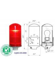 Светильник сигнальный Заградительный огонь СДЗО-05-60Вт