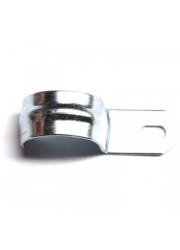 Скоба креп. металлическая оцинк. однолапковая d10-11мм ДКС 53339