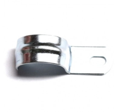 Скоба креп. металлическая оцинк. однолапковая d12-13мм ДКС 53340