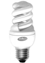 Лампа люминесцентная компакт. SPC 25Вт E27 спиральная 2700К КОСМОС LKsmT2SPC26wE2727