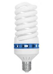 Лампа люминесцентная компакт. SPC 105Вт E40 спиральная 4200К 6700Лм T5 ЭКОНОМКА LKsmT5SPC105WE4042ec