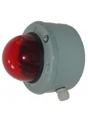 Светильник сигнальный СС-56 светофор красный 60Вт 220В IP55 Е27 У2