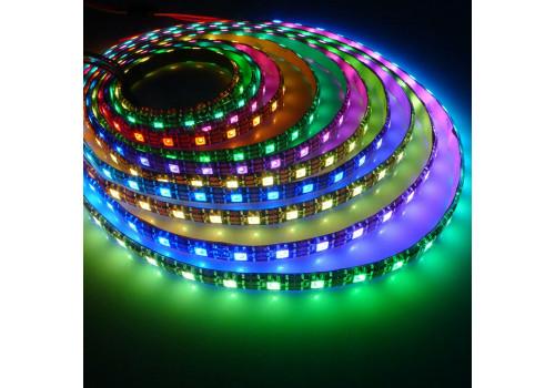 Светодиодные ленты RGB: назначения и преимущество технологии