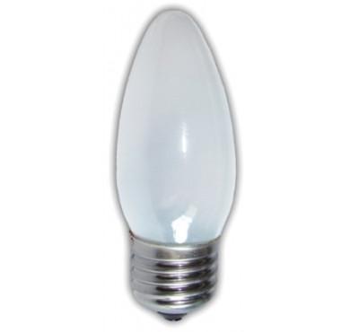 Лампа накаливания Свеча 60Вт E27 мат. Космос LKsmSCnFr60E27v2