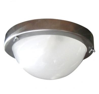 Светильник НББ 03-60-003 Терма 3 серебро IP65 Элетех