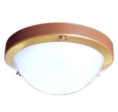 Светильник НББ 03-60-003 Терма 3 золото IP65 Элетех