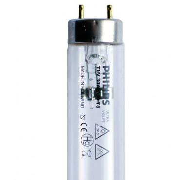 Лампа люминесцентная бактерицидная TUV TL-D 15Вт T8 G13 PHILIPS 928039004005/871150072617940