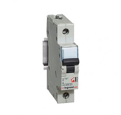 Автоматический выключатель TX3 B10 1п Legrand