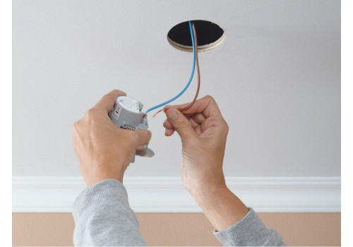 Монтаж освещения. Установка и подключение светильников различных типов