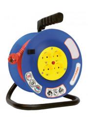 Удлинитель ВЕМ-250 4х20м на катушке термо ПВС 3х0.75 UNIVersal 9634151
