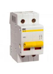 Выключатель нагрузки ВН-32 32А 2п ИЭК MNV10-2-032