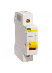 Выключатель нагрузки ВН-32 25А 1п ИЭК MNV10-1-025