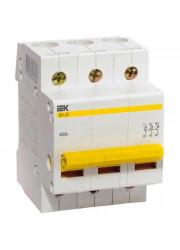 Выключатель нагрузки ВН-32 25А 3п ИЭК MNV10-3-025