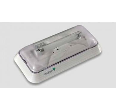 Светильник BS-773-2х1 LED IP42 Volna Белый свет а6442