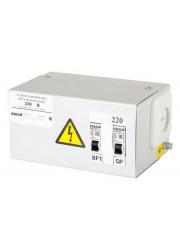 Ящик с понижающим трансформатором ЯТП 0.25 220/42 (2 авт. выкл.) IP31 УХЛ3 КЭАЗ 228242