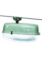 Светильник РСУ08-125-001 125Вт E27 IP53 со стеклом на трос GALAD 01957