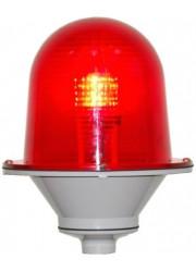 Светильник ЗОМ ПК2-СДМ 6Вт заградительный огонь красный