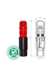Светильник сигнальный Заградительный огонь ЗОМ-1-АЛ LED