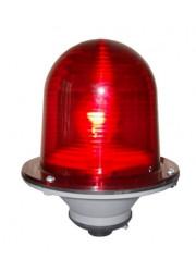 Светильник ЗОМ ПК2-ЛОН заградительный огонь красный